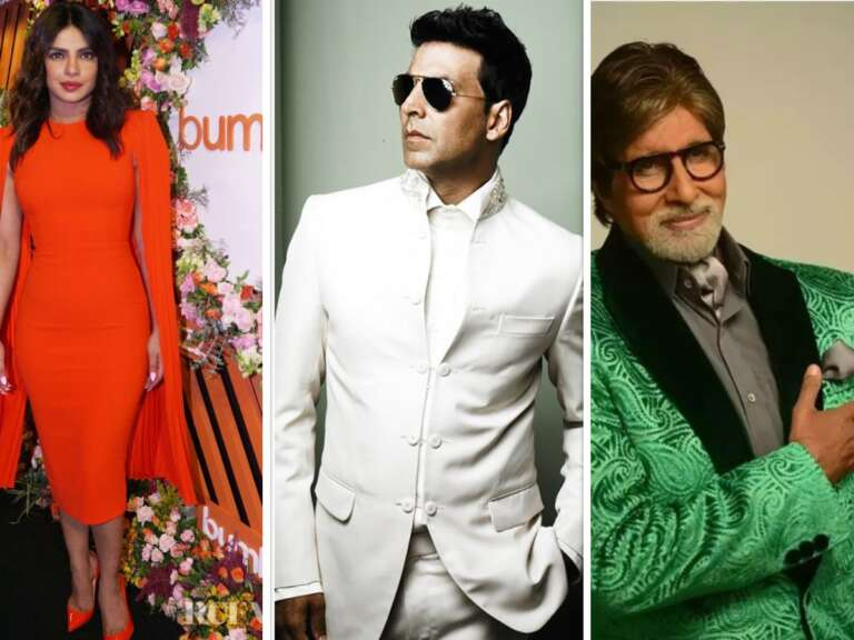 Bollywood celebs who extended warm wishes on Independence day