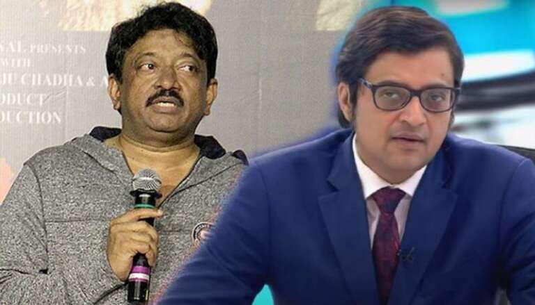 Ram Gopal Varma announces film titled 'Arnab -The News Prostitute on Arnab Goswami
