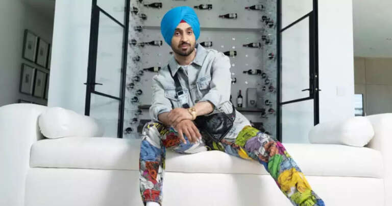 Diljit Dosanjh signs next project based on male pregnancy