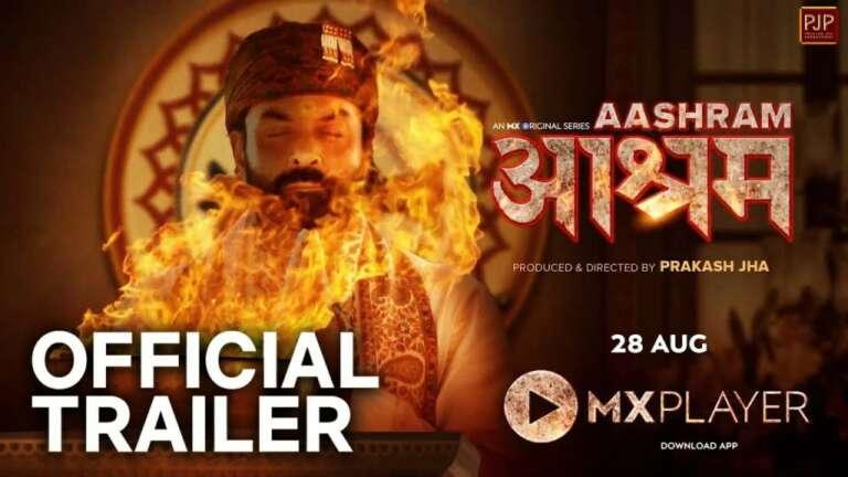 Ashram Trailer Out: Bobby Deol Rocks As 'Baba Nirala' In Upcoming Web Series