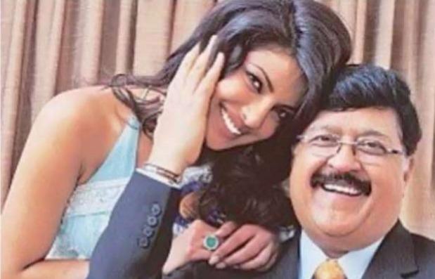 Priyanka Chopra Shared A Throwback Video On Father's 70th Birth Anniversary