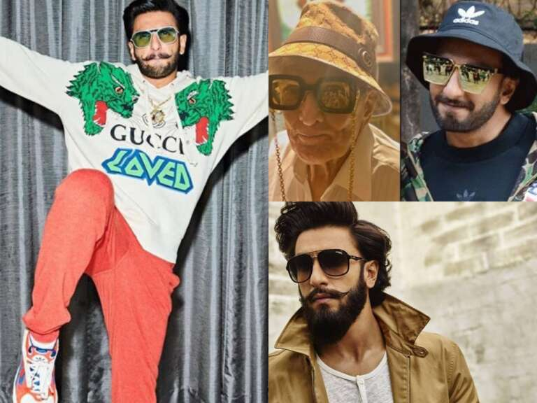 That's Where Ranveer Singh Gets His Style Sense From