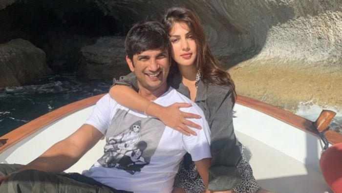 Actors with whom Rhea had affair apart from Sushant