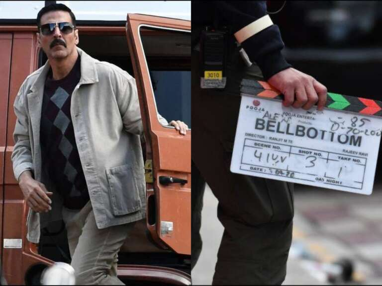 Akshay Kumar's On-screen, Real-Life Looks From 'BellBottom'