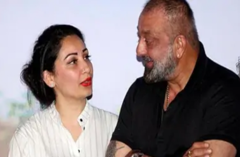 Sanjay Dutt Flies To Dubai For Cancer Treatment With Wife ...