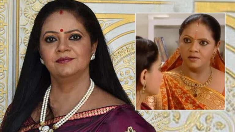 Kokilaben's Banged Up Entry In 'Saath Nibhana Saathiya 2'