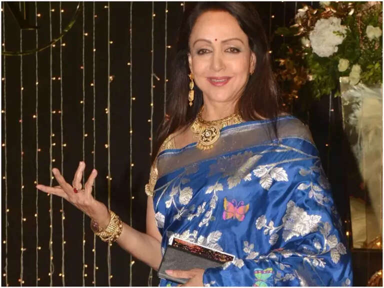 Hema Malini's Opinion On Nepotism And Drugs In Bollywood