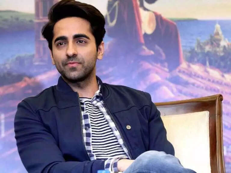 Ayushmann Khurrana Makes It On Time's 100 Most Influential People