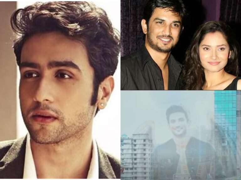 Music Video: Tribute To Sushant Singh Rajput By Adhyayan Suman And Ankita Lokhande