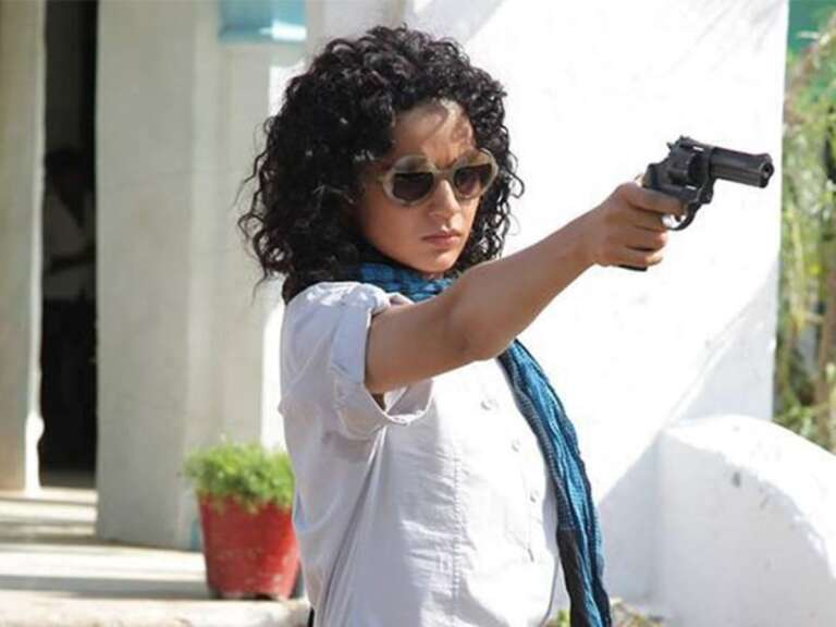 Kangana Ranaut Shows Wrath On Hathras Gang Rape