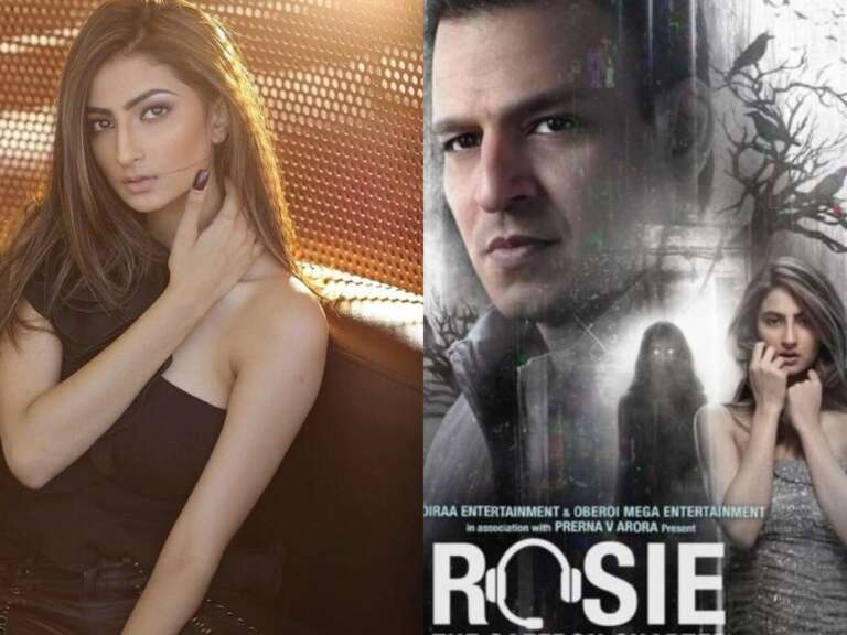 "Shweta Tiwari's Daughter Palak To Debut With Horror Genre ""Rosie"""