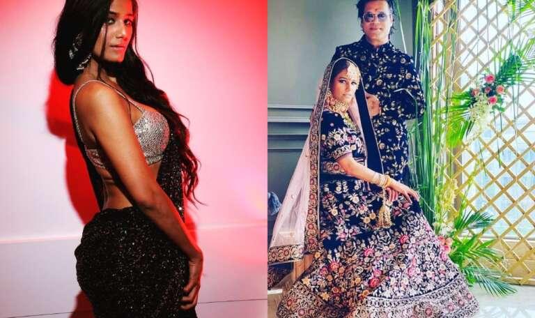 Poonam Pandey Married To Boyfriend Sam Bombay