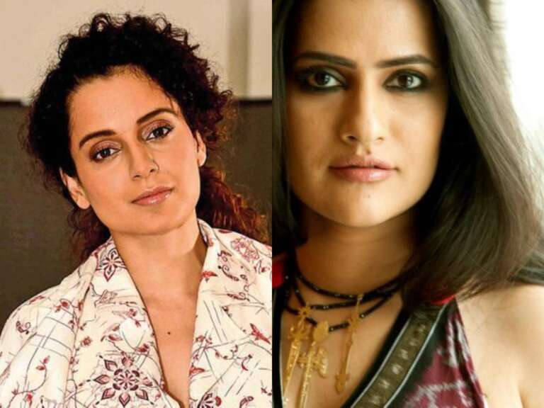 Sona Mohapatra Calls Out Kangana Ranaut A Monster