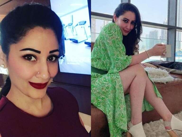 Sanjay Dutt's Wife Manyata Dutt Shares Her Glamorous Pictures