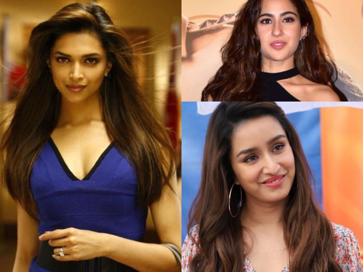 Deepika, Sara, Shraddha