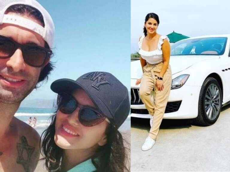 Sunny Leone Brings Home A Swanky New Maserati