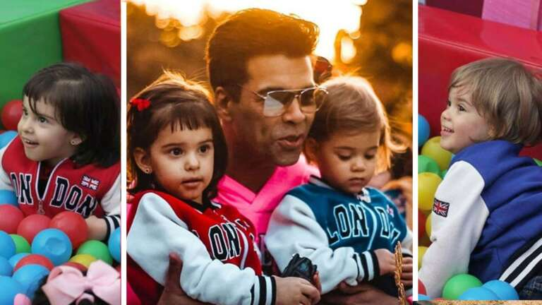 Karan Johar's First-Ever Children's Book: 'The Big Thoughts of Little Luv'