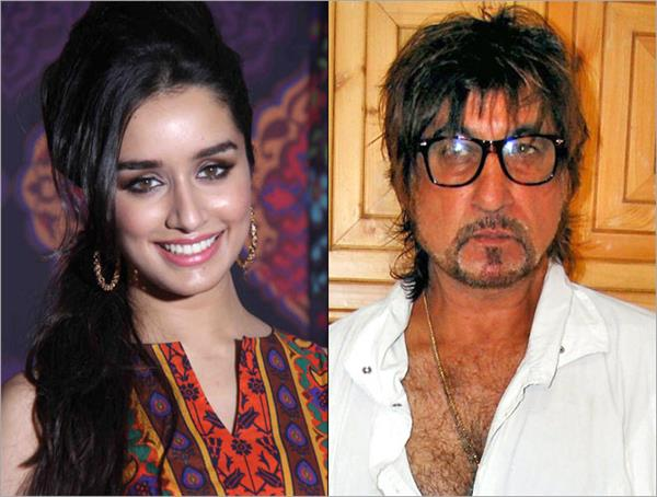 Shraddha Kapoor's Birthday Wishes To Dad Shakti With Vintage Photo