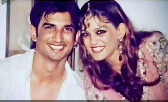 Shweta Shares 'Treasured Memories' With The Late Actor Sushant Singh Rajput