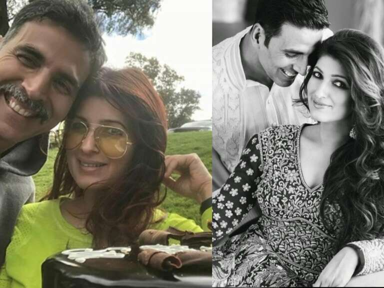 Twinkle Khanna's Sweet Post On Akshay Kumar's Birthday