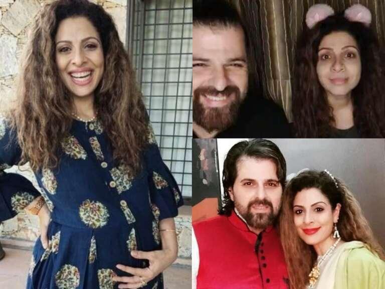 Bhakhtyar Irani Pregnancy Prank About Wife Tannaz Irani