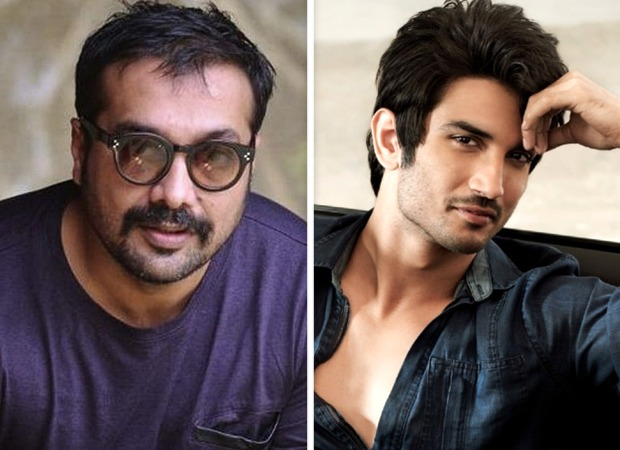 Film-maker Anurag Kashyap Publicise His Chats With Sushant's Manager