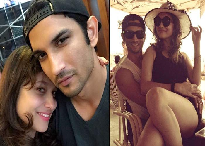 Ankita Lokhande Shares A Throwback Paragliding Video Of Sushant