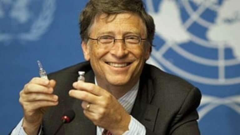 Bill Gates Makes A Big Claim About The Corona Vaccine's Production In India