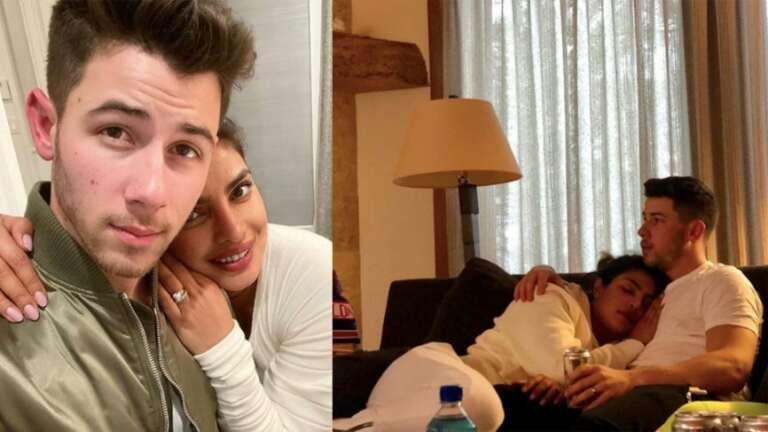 Nick Jonas Birthday: Checkout Priyanka's Bombarding Captions For Him