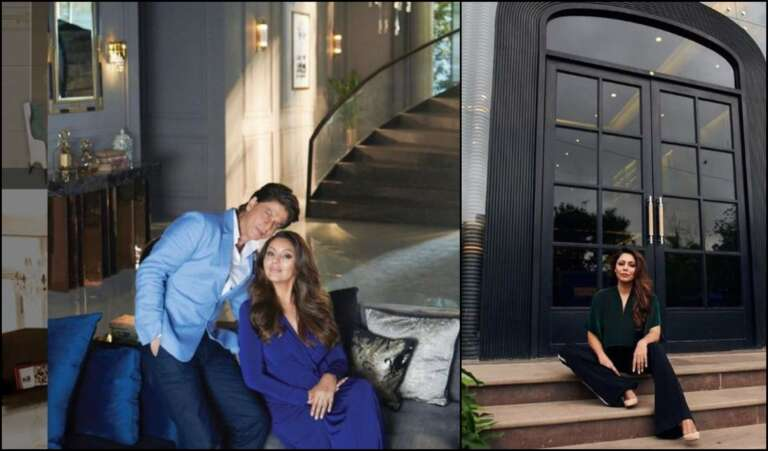 Sharukh Khan's House Mannat Controlled by Gauri Khan's Mother: Here's How