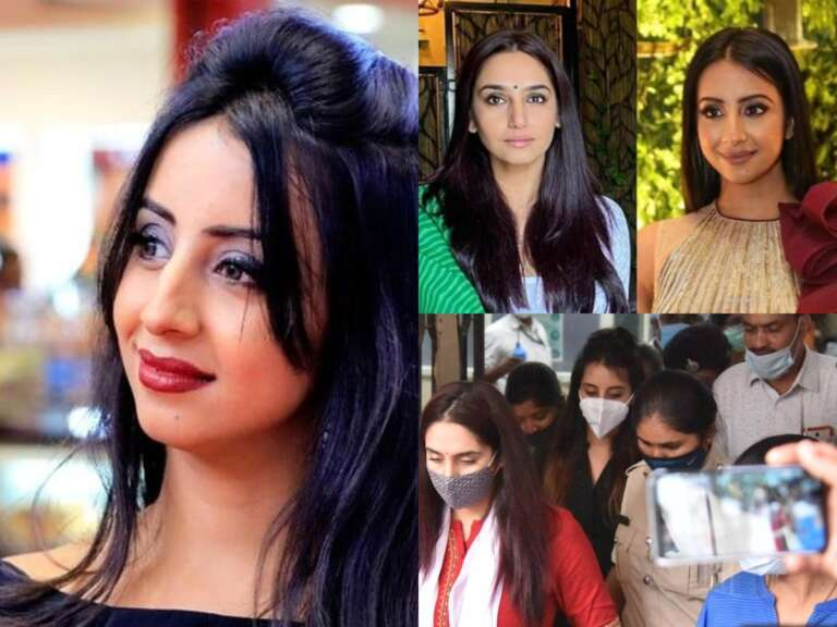 Ragini Dwivedi, Sanjjana Galrani To Be Questioned By ED In Sandalwood Drug Case