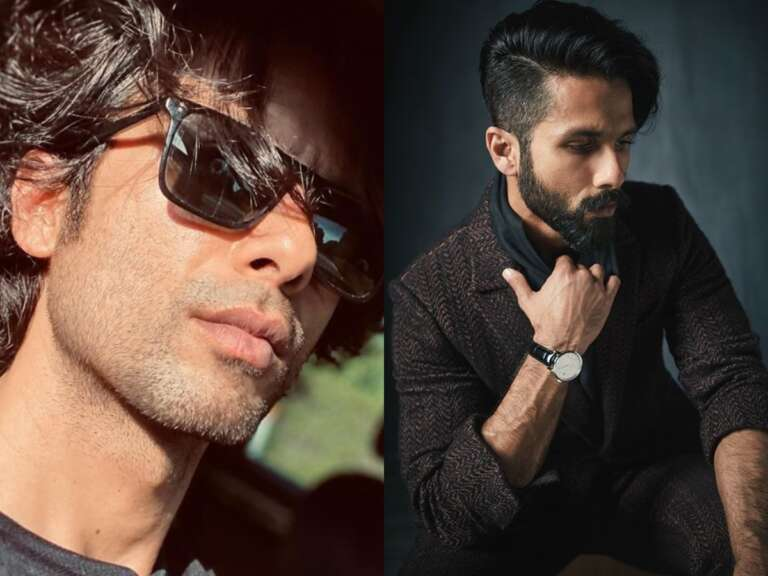 Shahid Kapoor's Clean Shaven Look In New Post: Checkout
