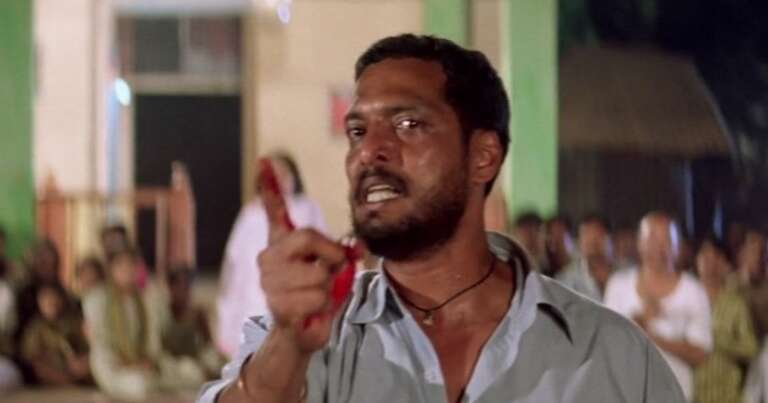 Nana Patekar Shot This Hit Film Even In Illness For Shocking Reason