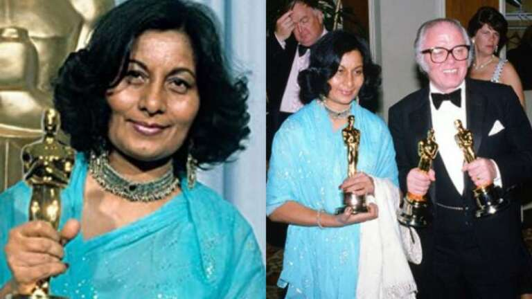Sad! First Oscar Winner For India 'Bhanu Athaiya' Passed Away
