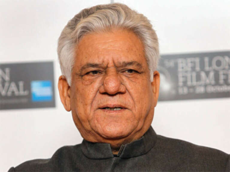 Om Puri's Wife Launches YouTube Channel On His 70th Birth Anniversary
