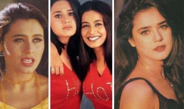 Secert Why Friendship Of Preity Zinta And Rani Mukherjee Broke