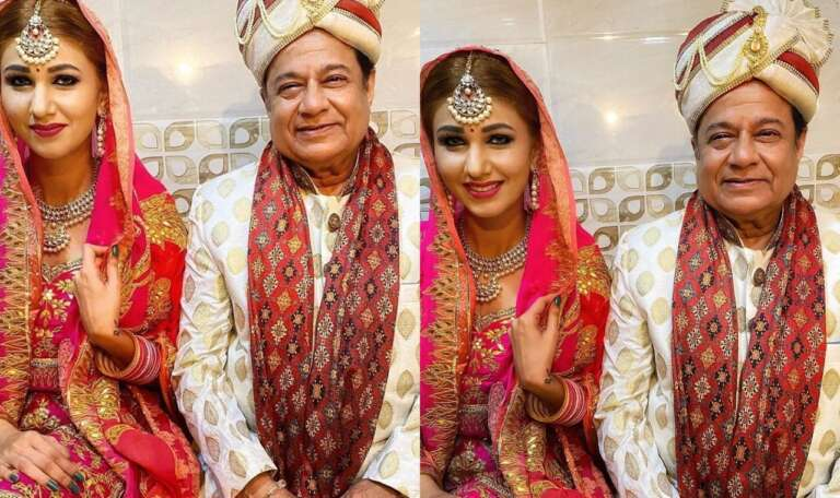 Jasleen Matharu Got Married To Anup Jalota Or What?