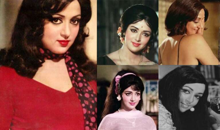 Do You Know That Hema Malini Also Worked In B-grade Films?
