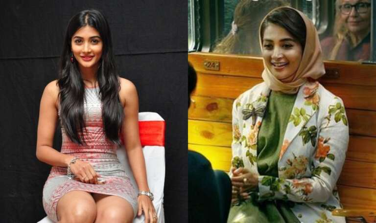 Pooja Hegde's First Look Revealed From The Film 'Radhe Shyam'