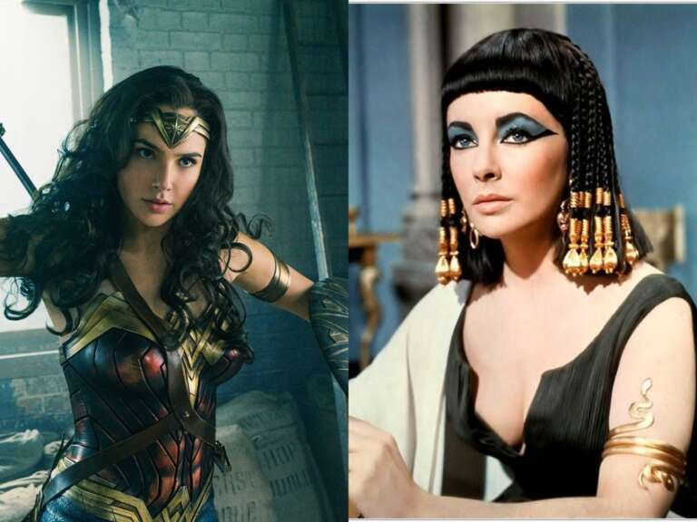 Actress Gal Gadot  Soon To Be Seen As Egyptian Queen Cleopatra.
