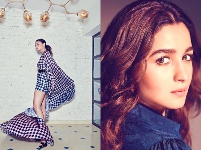 Alia Bhatt's Shares Fresh Take Of Her Glamorous Photo Shoots