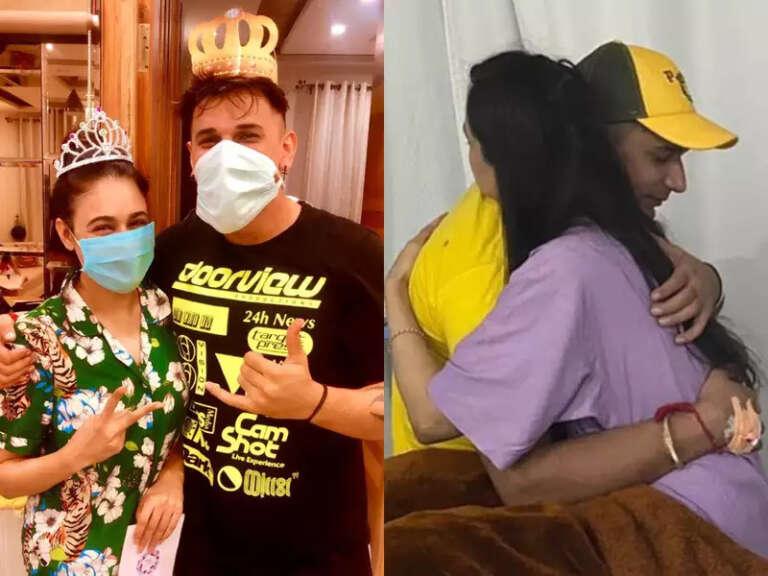 Prince Narula And Wife Yuvika Chaudhary Down With Dengue