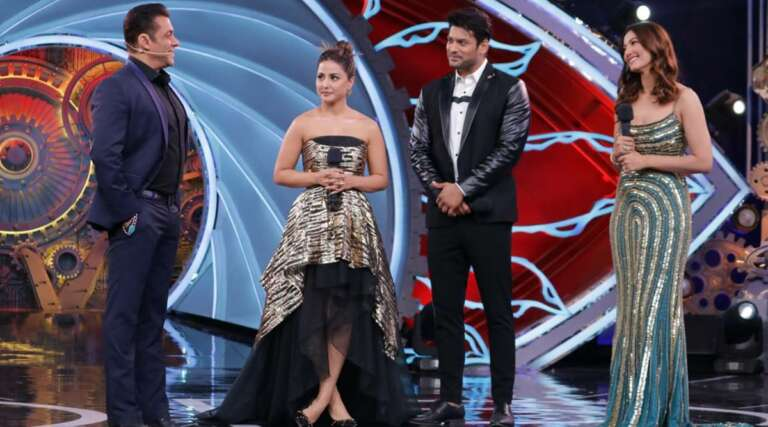 Bigg Boss 14 Premiere: Gauahar Khan Called Sidharth 'Gali ka Gunda'
