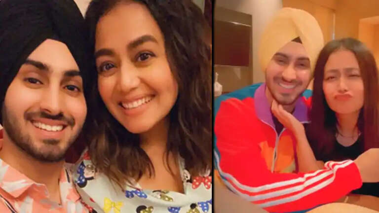 Neha Kakkar Confirms Relationship With Rohanpreet Singh