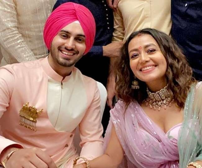 Neha Kakkar-Rohanpreet Singh's Wedding Festivities: Have A Look