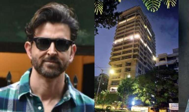 Hrithik Roshan Purchased Apartments Of Approximately Rs 100 crore in Mumbai