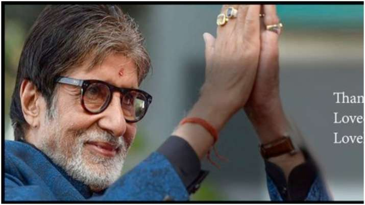 Megastar Amitabh Bachchan Celebrates His 78th Birthday Today
