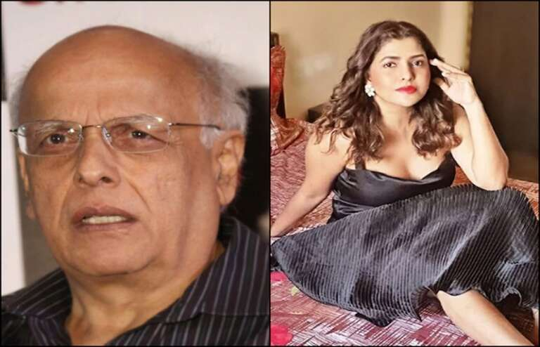 Mahesh Bhatt Takes Legel Action Against Luviena Lodh, Sued For Rs 1 Crore
