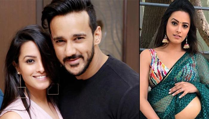 Anita Hassanandani Confirms Pregnancy With Husband Rohit Reddy