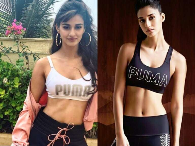 Disha Patani With Her New Gym Partner:  know Who's He?